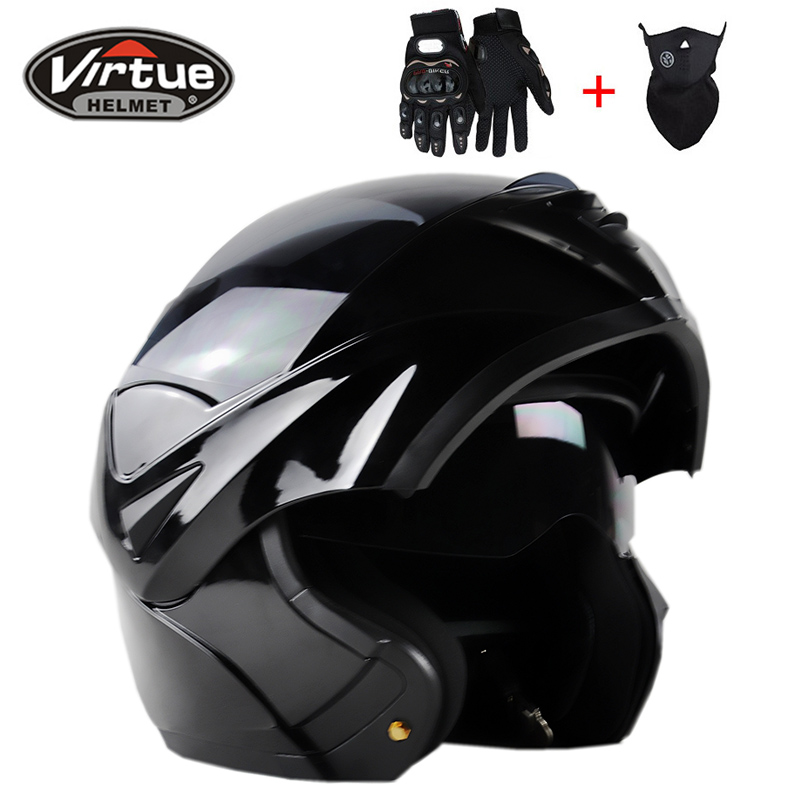New Arrivals Best Sales Safe Flip Up Motorcycle Helmet With Inner Sun Visor casque moto Free