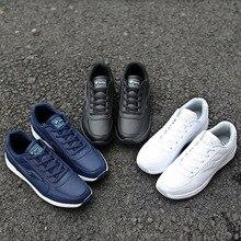 Pattern Quinquagenarian Walking Male Shoe Sneakers