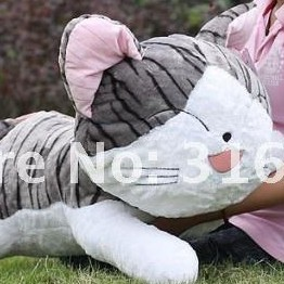 70 см Чи Sweet Home плюшевые Игрушечные лошадки Cat aoft Игрушечные лошадки плюша Игрушечные лошадки фабрика питания - Высота: shut eye style