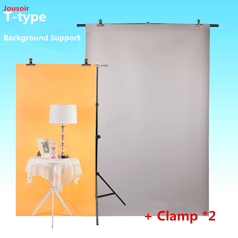 Photography background Support backdrop cloth bracket PVC Plate Gradient Paper soft light paper studio background Frame CD50 T11