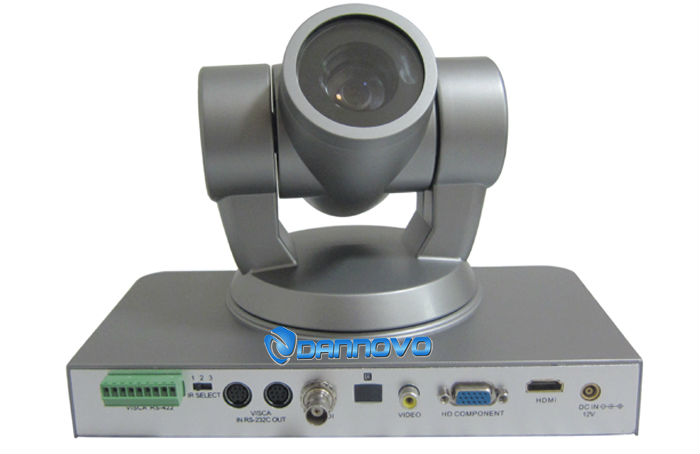 DANNOVO HD-SDI Desktop Video Conference Camera, 1080P / 60, 10x - Офис електроника - Снимка 5