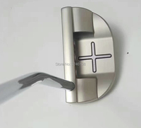 Touredge M1 FORGED CNC Carbon Steel Golf Putter Club Golf Club High Quality Free Headcover