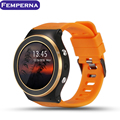 S99 Bluetooth Wifi Smart Watch1.3G Quad Core Support Google Voice GPS Map 512MB / 4GB Smartwatch Phone Heart Rate Monitor