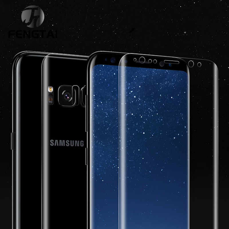 Screen protector S10 plus lite For Samsung Galaxy S8 S9 Plus Note 8 9 Screen protector Samsung s7 edge S10 plus lite screen film