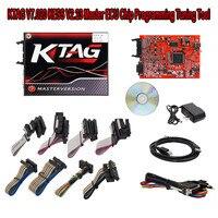 KTAG KESS V7.020 SW V2.23 онлайн Версия МАСТЕР ЭКЮ программист Чип тюнинг инструмент Топ бренд автостайлинг