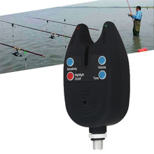 C3 Fishing Alarm High Sensitivity Led Fish Bite Electronic Alarm Bell for Fishing Throwing Rod Lightweight And Water Resistant