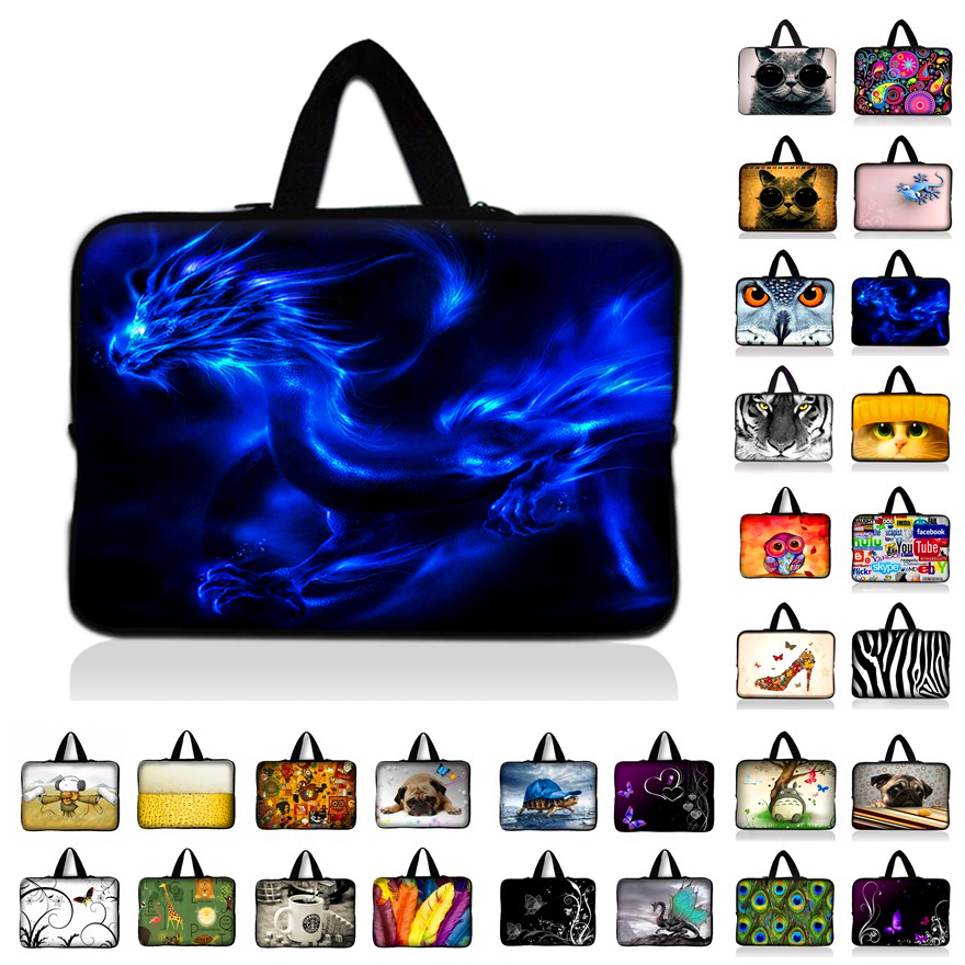 New Universal 10.1 11.6 13.3 14.4 15.4 15.6 17.3 Laptop Bag Notebook Case PC Handlebag For Macbook Air Pro Retina Men Women #5