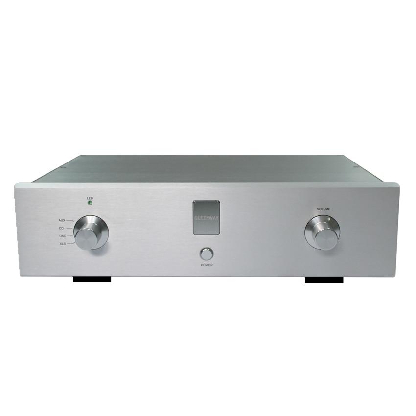 M 004 C9 Reference Copy MBL6010D Preamplifier Pre AMP Preamp Pre amplifier Pre Amplifier RCA/XLR Output Real Good sound 110/220V