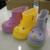 Botas altas de niños mini melissa rinoceronte niñas rainboots pato jelly shoes cortos zapatos de agua de alta calidad suave y cómodo niños botas
