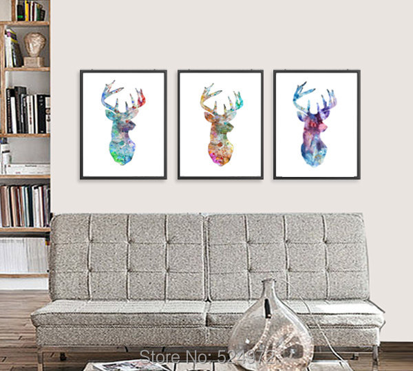 100 ideas Framed Prints For Living Room on livingdesignus