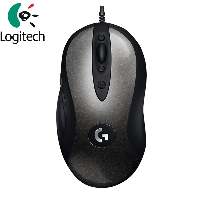 2019 New Logitech MX518 Classic Gaming Mouse Upgraded version MX500 MX510 MX518 100 16000DPI HERO Sensor