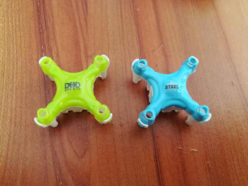 New Spare Body Shell Parts Cover For Cheerson CX-10 RC Quadcopter Blue