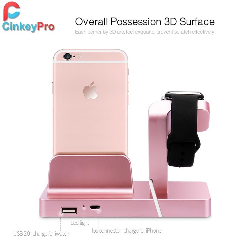 CinkeyPro зарядтағыш қондырғы iPhone 7 6 5 және - Мобильді телефондарға арналған аксессуарлар мен бөлшектер - фото 2