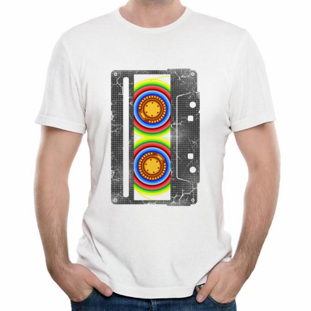 Desain t shirt unik - Desain T Shirt Unik Xqxon Musik Tidak Pernah Pudar Keren Baru Desain Pola Keren Man