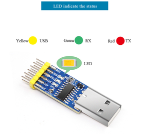 Image 2 - WitMotion USB UART 3   in   1, Multifunctional (USB TTL/RS232/RS485) 3.3 5 V Serial Adapter, CH340 ชิป Professional Design