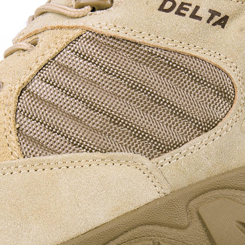 fd8cee24b Aleader Botas de Combate Botas Militares Do Vintage Para Homens dos homens  À Prova D' Água Sapatos Botas de Deserto Ao Ar Livre Botas Táticas  Americanas em ...