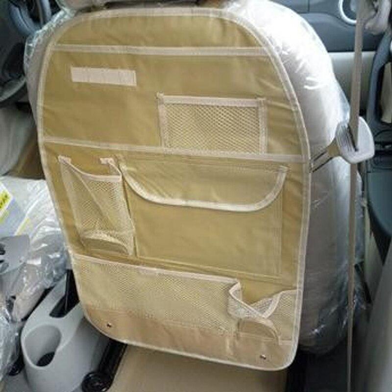 Car Multi Pocket Storage Organizer Arrangement Bag Of Back