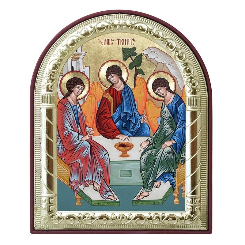 katolikus vallási ikon saint mary görög ortodox fotók öntött - Lakberendezés
