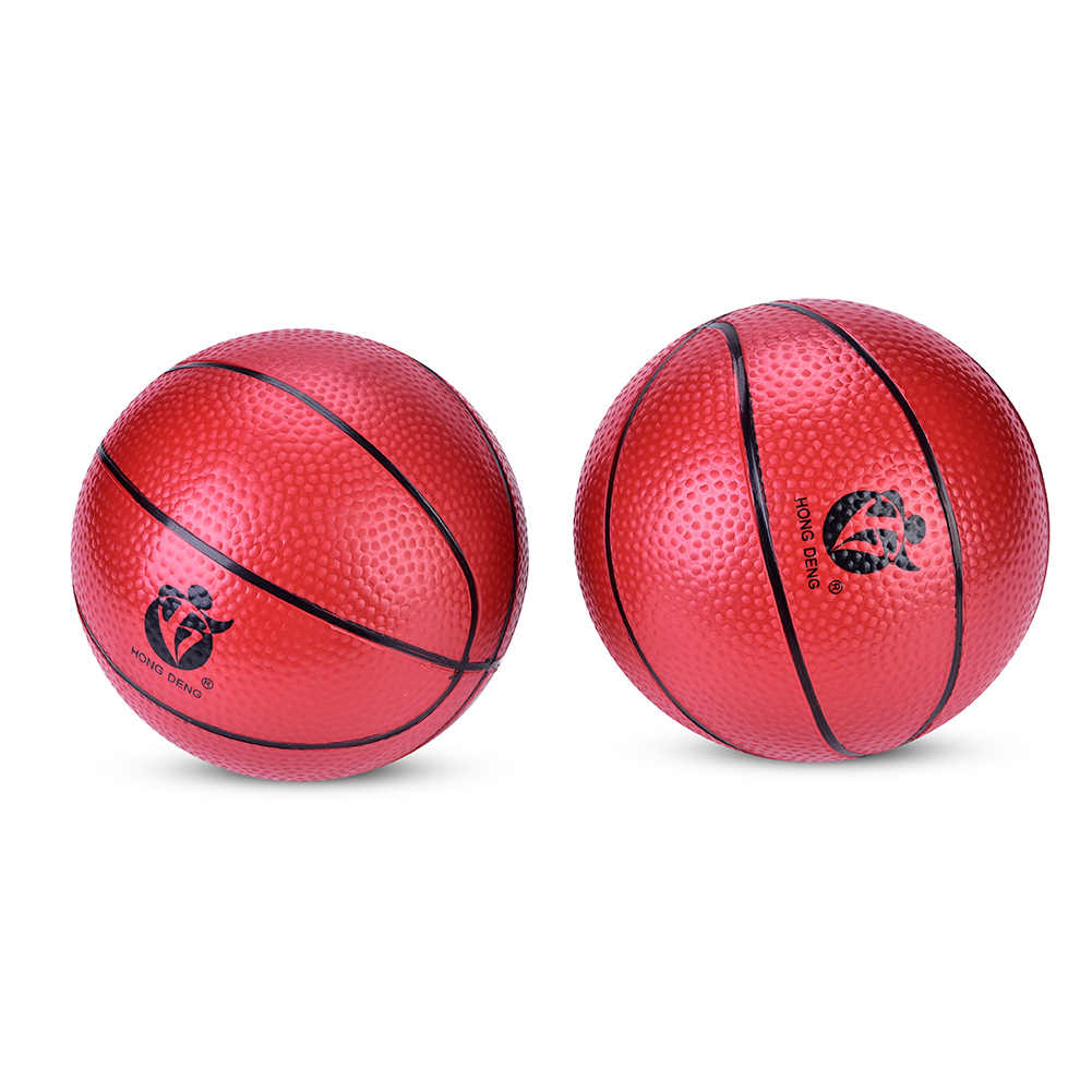 2 Pcs Wholesale or retail NEW Brand Cheap Children Basketball Ball Outdoor/Indoor Sport Inflatable Toy Baby Balloon Balls