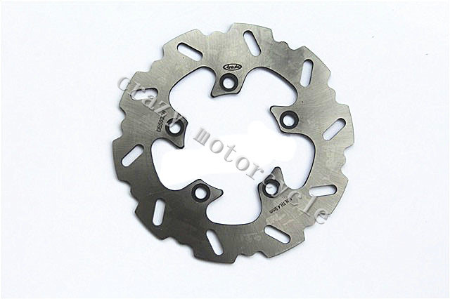 Бесплатная доставка мото Тормозной диск Ротор для Suzuki GSXR600 GSXR750 GSXR1000 sv650, то 97-12 650s не 03-09 96-12 01-11 SV1000 SV1000S 03-07