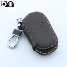 Car key wallet case bag holder accessories for Jeep compass renegade patriot grand cherokee wrangler liberty