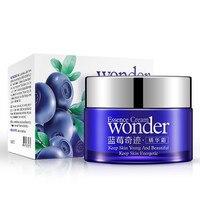 12Pcs BIOAQUA Blueberry Essence Whitening Moisturizing Day Cream Deep Hydrating Anti Wrinkle Anti-Aging Face Cream