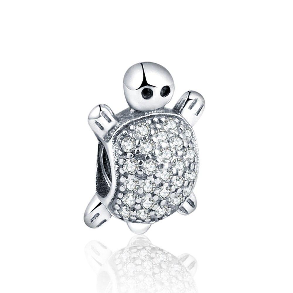 Подходит для оригинальных браслетов Pandora DIY Ювелирные изделия Осенняя коллекция ромашки ажурные шармы 925 пробы серебряные бусины в виде цветка - Цвет: A1