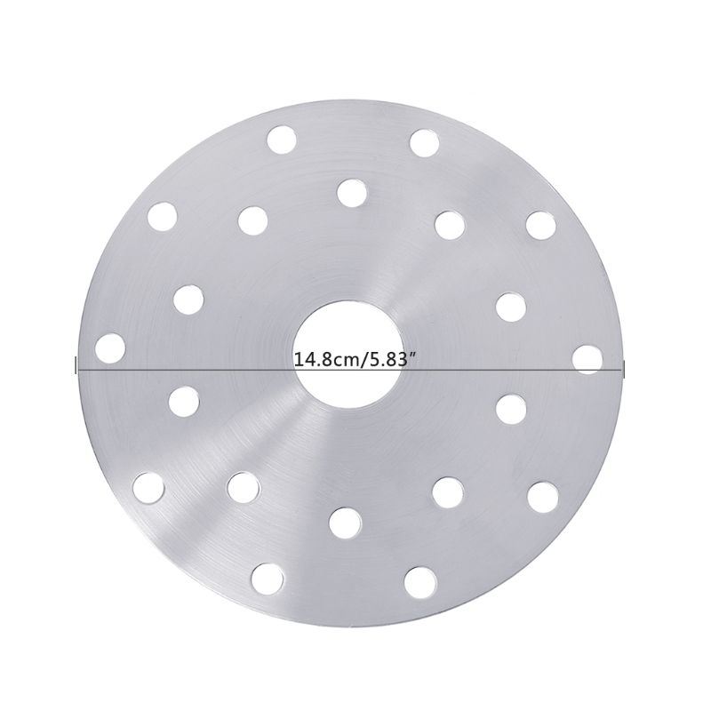 Stainless Steel Cookware Thermal Guide Plate Induction Cooktop Converter Disk U1JE