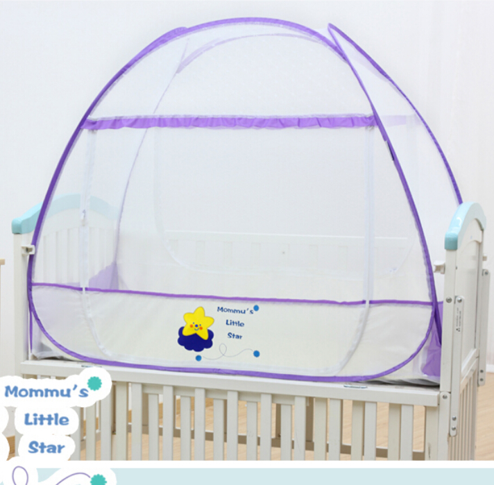 Free Shipping New Baby Crib Tent Baby Cot Insect Mosquitoes Net for Infant BedToddler Bed Cot Mosquito Net Blue Purple Yellow-in Crib Netting from Mother ...  sc 1 st  AliExpress.com & Free Shipping New Baby Crib Tent Baby Cot Insect Mosquitoes Net ...