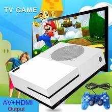NOUVELLE Mini TV Console de Jeu Vidéo Intégré 600 Jeu Différent soutien HD HDMI Sortie Film Lecteur Double Gamepad Pour Nes jeu