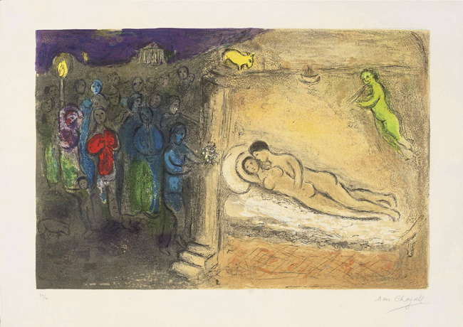 Aliexpresscom  Buy Abstract Figures Nude Art Women Man Wedding Night Oil Painting -1106