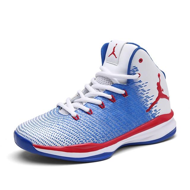 Men Women Breathable Basketball Shoes Jordan 31 Shoes Off White