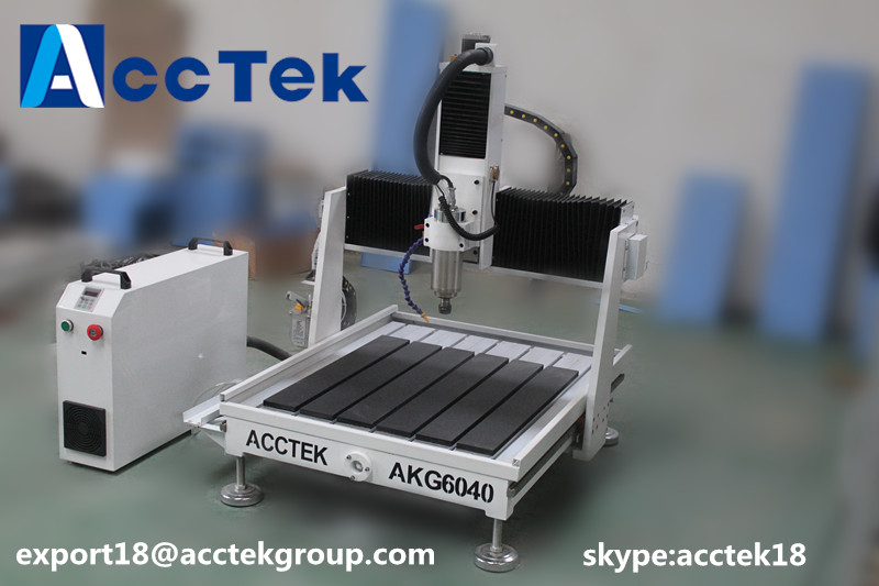 Mini Cnc Router Table 6040 From China AccTek Manufacture