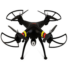 RC Drone Syma X8C Venture with 2MP Wide Angle Camera 2.4G 4CH RC Quadcopter Wifi Real-time Transmit Helicopter