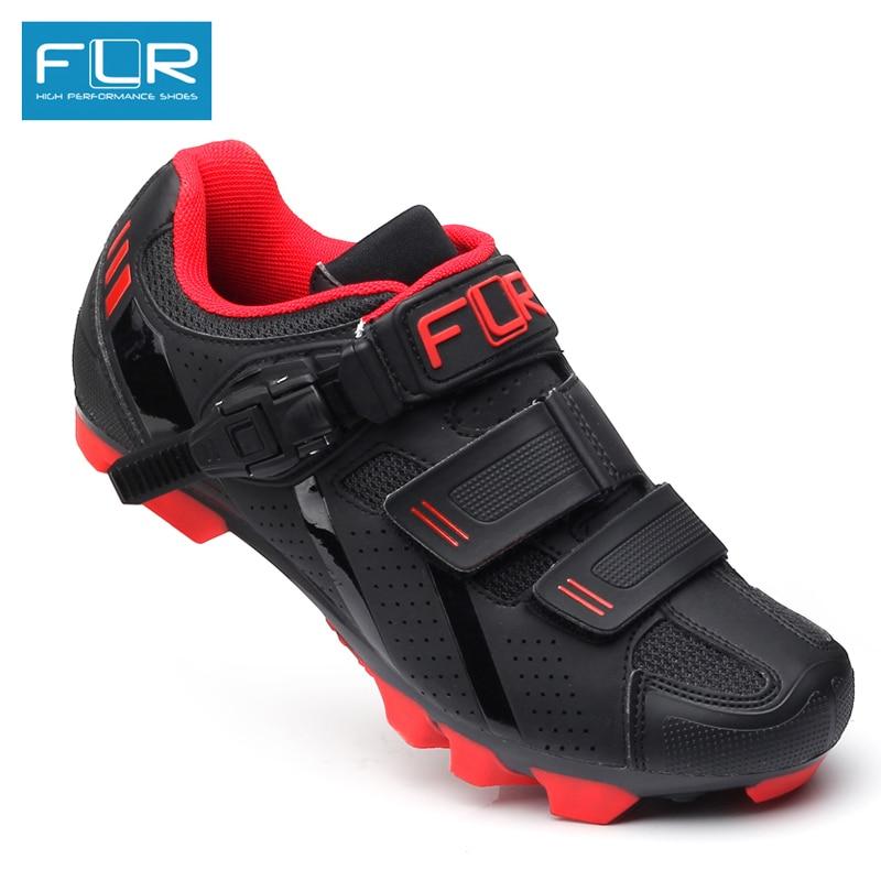 FLR F65 cycling shoes mtb man women racing bicycle MTB shoes mountain bike sneakers professional self