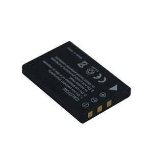 Image 4 - 1400mAh NP 60 FNP60 NP60 SLB 1137 1037 CNP 30 K5000 D Li2 Li 20B Battery for Fujifilm F50I F501 F401 ZOOM F410 F601 F601Z