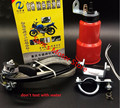 Auto Hand Control Lube Lubricator Pitbike Tuning Lubrication Automatic Motorcycle Chain Oiler