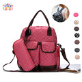 2016 Hot Multifunctional Large Capacity Baby Nappy Backpacks For Mom Travel Waterproof Maternity Diaper Backpacks Mother Bag