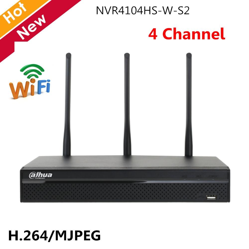 Nvr 8 Kanäle IP 4K 8MPX Ultra-Hd H.265 Audio NVR2108-4KS2 Dahua