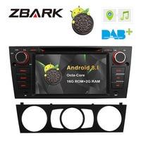 7Android 8.1 Car DVD Multimedia Radio for BMW E90 E91 2005 2012 E92 2006 2013 E93 2007 2013 & BMW M3 2007 2012 YH90701A