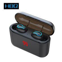 HBQ Q32 Wireless Headphons Bluetooth 5.0 Earphone TWS Sport Handsfree