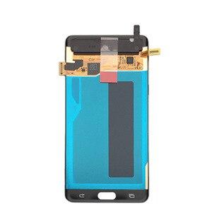 Image 5 - Samsung Not Fan Edition FE Not 7 N930F N935F dokunmatik LCD ekran Ekran Samsung için dijitalleştirici montajı Note7 LCD Değiştirme