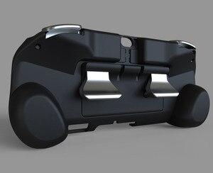 Image 1 - XBERSTAR L3 R3 Module de bouton de pavé tactile arrière pour PS VITA PSV1000 2000 jeu de synchronisation de pour PS3 PS4 accessoires de jeu