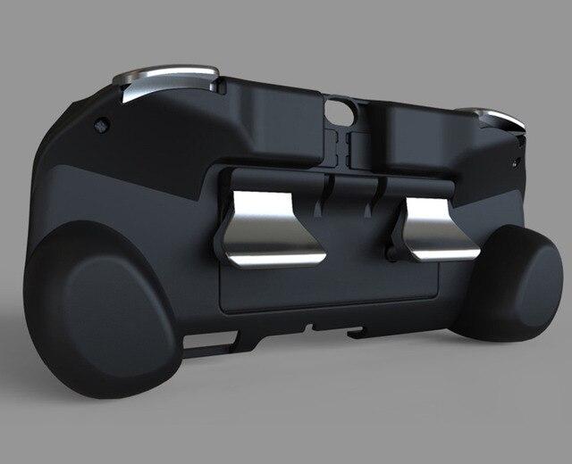 وحدة XBERSTAR L3 R3 لزر لوحة اللمس الخلفي لألعاب المزامنة PS VITA PSV1000 2000 من ملحقات ألعاب PS3 PS4