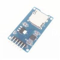 Módulo de tarjeta Micro SD interfaz SPI Mini lector de tarjetas TF para arduino