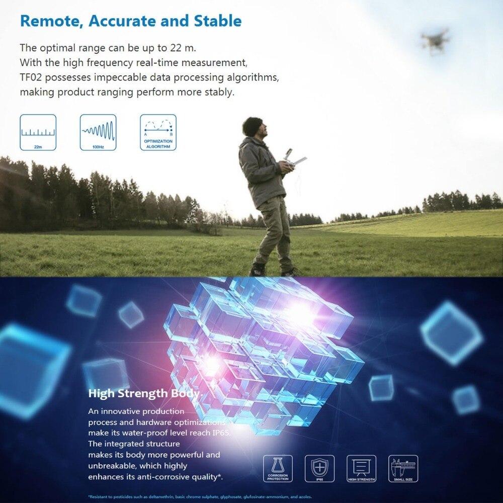 TF02 Lidar LED Rangefinder sensor (7)
