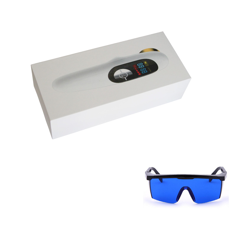 Prostatitis treatment cold laser pain relief device and goggles for home use cold pain relief laser therapy treatment device for body pain arthritis prostatitis wound healing