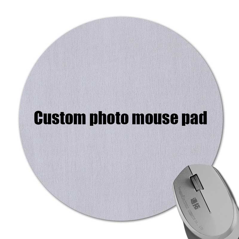 special offer diy custom any image mousepad durable soft rubber