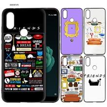 Friends Season TV Silicone Soft Case Cover for Xiaomi A2 Lite A1 Redmi S2 Note 5 Plus 6 6A 4 4X Pro Poco F1 Pocophone 5X 6X