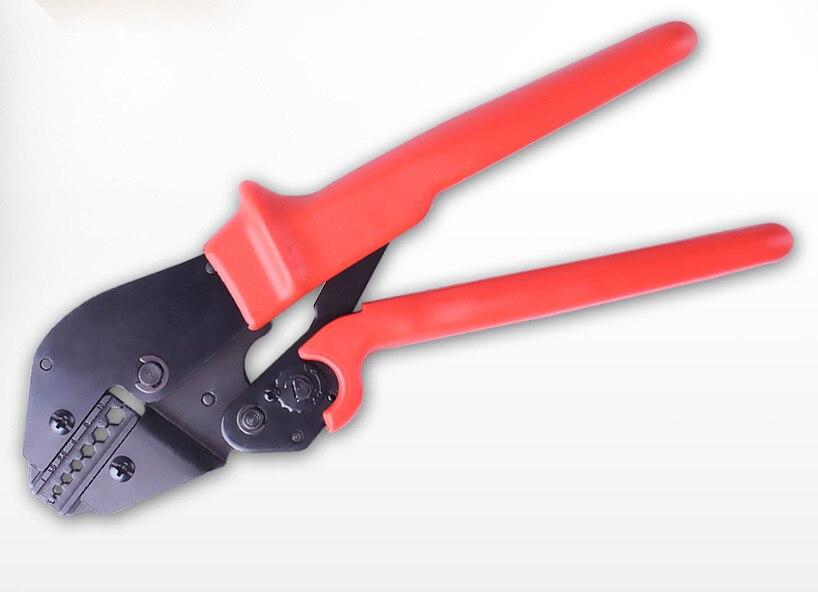 Outil de sertissage à main de AP-110TX pour cosses de câble non isolées pince à sertir hexagonale 1-10mm2